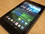 Google Playブックス対応Androidタブレット「Nexus 7」レビュー