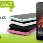 EXPNASYS 週末限定セール Xperia ZR