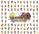 『THEATRHYTHM FINAL FANTASY Compilation album』本日発売!