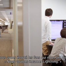 LIGHTNING RETURNS - Making-of Inside The Square