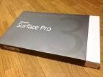 ノートPCの代わりになるタブレット『Surface Pro 3』購入。開封&外観レビュー #SurfacePro3