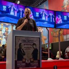 【海外】Gamescom 2014 スクエニブースの様子。シアトリズムFFカーテンコール間P×吉田P対決動画も