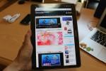 """""""見る""""ことに特化したタブレット端末『GALAXY Tab S』でネットや動画を楽しんでみた #GALAXYアンバサダー"""