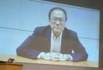 【動画】KDDI田中社長「年内に出します!」Firefox OS端末を12月に発売すると発表。実機の姿も公開…?