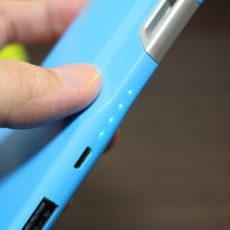 タッチで残量確認?薄くて軽い3000mAhモバイルバッテリー『Aukey Mini Lock』レビュー