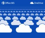 Microsoft OneDrive、Office 365加入者に対し追加費用なしでストレージ容量無制限のプランを提供