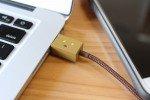 目が光る!ダンボーのUSBケーブル『DANBOARD USB Cable with Lightning & Micro USB connector』を買った