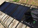 太陽光で充電。災害時に活躍しそうなソーラーチャージャー『RAVPower RP-SC02』レビュー