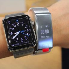 さりげないデザインが魅力的。iOS&Android両対応のスマートウォッチ「TalkBand B2」