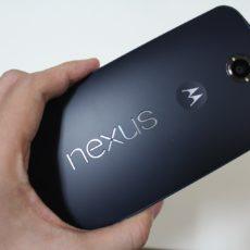 EXPANSYSでNexus 6が52,800円に値下がりしてたので速攻で買いました