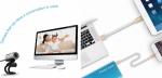 9月3日まで。16cmの短いLightningケーブルとWindows&Mac対応のウェブカメラの値引きコード配布