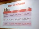 家族4人で格安スマホに乗り換えたら10年で200万円近くお得になるらしい。でもなんか裏あるんじゃね?