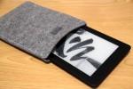 軽量かつ機能的。Inateck『Kindle Paperwhite用マイクロファイバーケース』レビュー