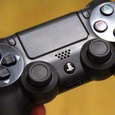 PS4のコントローラー(DUALSHOCK 4)から出る音の大きさを調整する方法