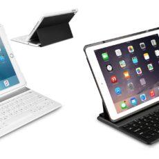 Inateck年末キャンペーン第三弾。iPad Air 2/iPad Pro 9.7インチ用キーボードカバーがセール価格に