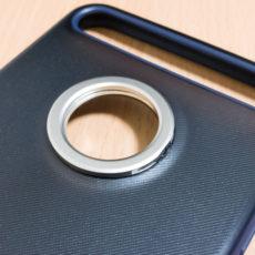 ケースとリングが一体化。ROCK iPhone 7 Plus用リングホルダー付きケース M2 レビュー