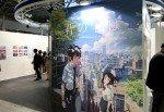 デビューから15年「ほしのこえ」から「君の名は。」新海誠監督作品 AnimeJapan 特別展示会の様子