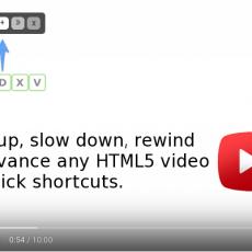 Chrome拡張機能を使ってYouTubeやAmazonプライムビデオを倍速で見る方法