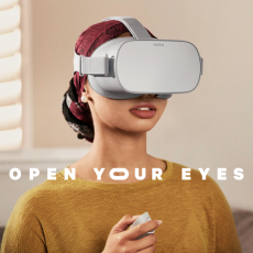Oculus Go注文しました
