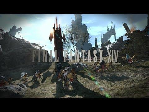 ファイナルファンタジーXIV E3 2014 エオルゼアの脅威