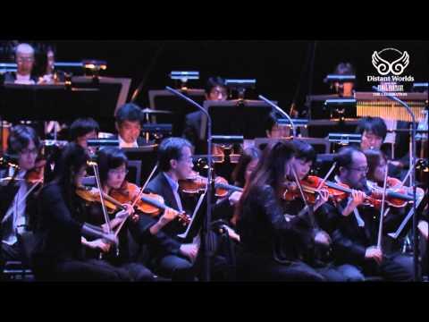 Distant Worlds THE CELEBRATION 「ファイナルファンタジーV メインテーマ」サンプルムービー オーケストラ映像