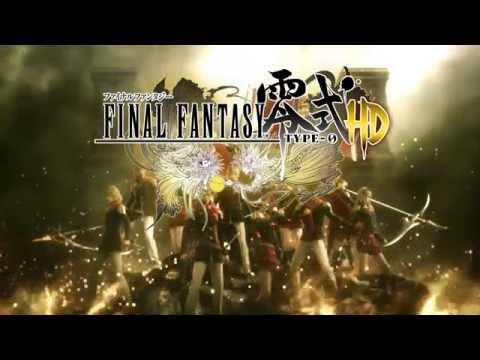 『FINAL FANTASY 零式 HD』 TGS2014 Trailer