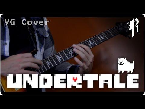 Undertale: Megalovania - Metal Cover    RichaadEB
