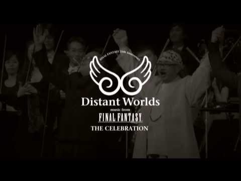 Distant Worlds THE CELEBRATION (ブルーレイ) プロモーションムービー