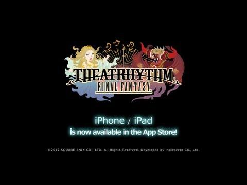 『THEATRHYTHM FINAL FANTASY』(iOS Version) Launch Trailer
