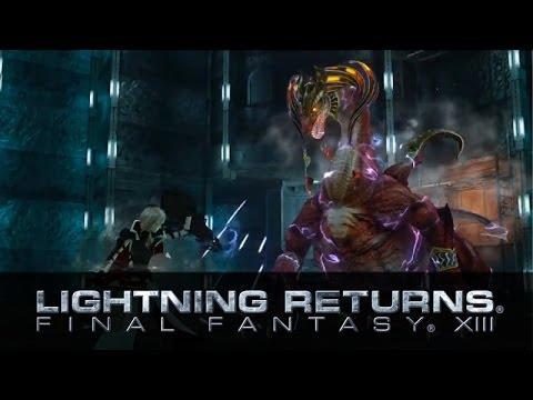 E3 2013 Demo Gameplay - LIGHTNING RETURNS: FINAL FANTASY XIII