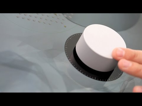 Microsoft's Surface Dial hands on