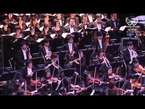 Distant Worlds THE CELEBRATION 「チョコボメドレー2012」サンプルムービー オーケストラ映像