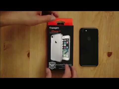 iPhone 7「ウルトラ・ハイブリッド」取り付けガイド