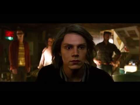 映画「X-MEN:フューチャー&パスト」本編映像(Quicksilver Basement)