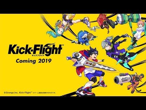 Kick-Flight(キックフライト) 公式PV 第1弾