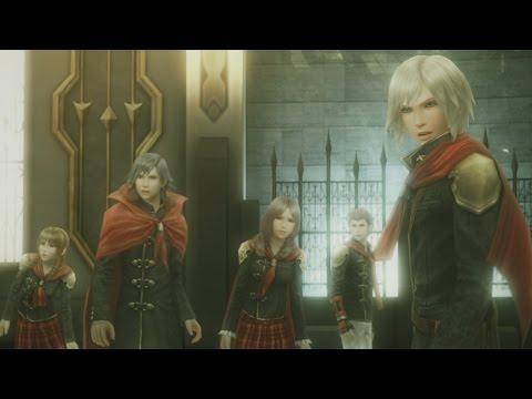 『FINAL FANTASY 零式 HD』Final Trailer /『FINAL FANTASY XV』EPISODE DUSCAE