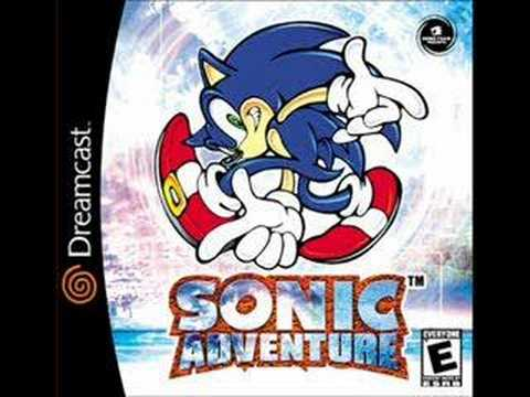 Open Your Heart by Crush 40 (Main Theme of Sonic Adventure)