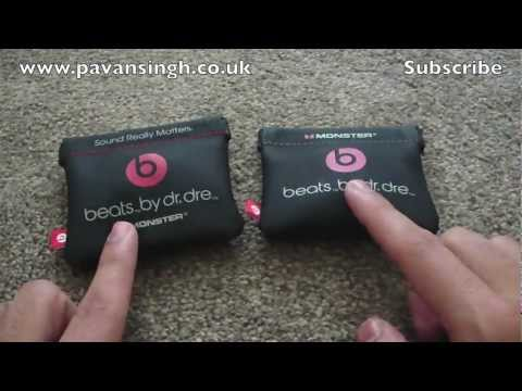 Review of the iBeats/ UrBeats by Dr Dre from HTC