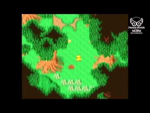 Distant Worlds THE CELEBRATION 「ファイナルファンタジーV メインテーマ」サンプルムービー ゲーム映像