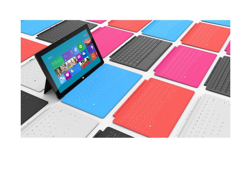 Microsoft Surface発表!俺の知ってるSufaceと違う件
