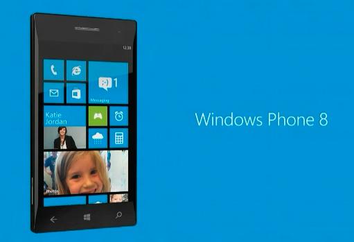 Windows Phone 8発表!※ただし、提供は新規端末へのプリインストールのみ