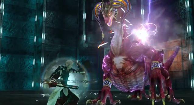 『LRFFXIII』E3 2013 実機デモプレイ映像が公開