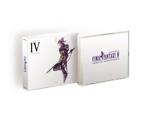 FFIV サントラ リマスターバージョン本日発売