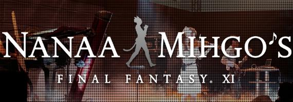 「FINAL FANTASY XI Arrange Album/NANAA MIHGO's」がAmazonで予約開始!