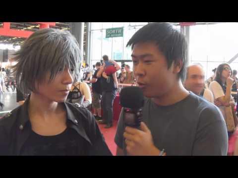 JAPAN EXPO 2013:FFX HDリマスターやLRFFXIIIなど、スクエニブースの映像