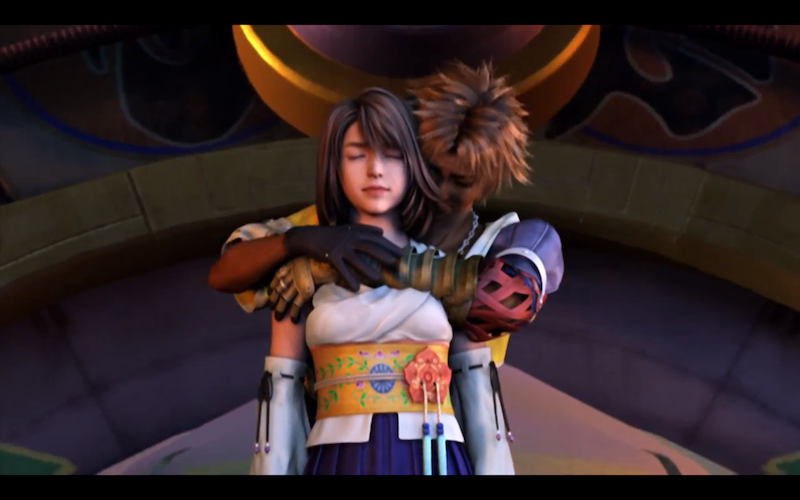 『FINAL FANTASY X/X-2 HD Remaster [Final Trailer] ロングver.』が公開