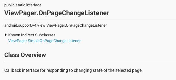 [Android] ViewPagerを使ったページ切り替えでフリック完了後のイベントを取得する