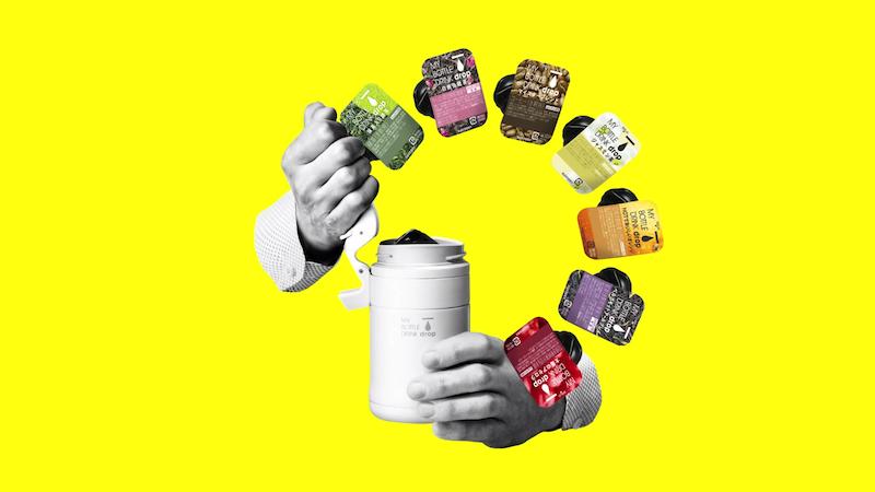 サントリー×サーモスが共同開発したまったく新しい飲みもののスタイル『MY BOTTLE DRINK drop』を試してみた