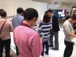 GALAXY S5のおすすめポイントは「ぱずドら」GALAXYアンバサダー タッチ&トライイベントに参加してきました
