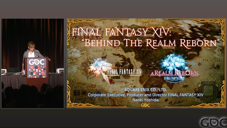 なぜ旧FFXIVは失敗してしまったのか?GDC2014:新生FFXIV吉田プロデューサー講演動画が公開
